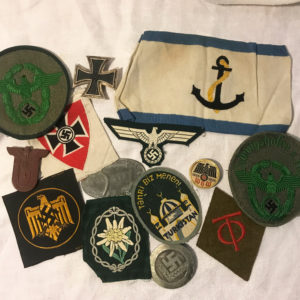 Medals, Insignia, & Patches