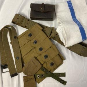 Field gear, Personal Gear